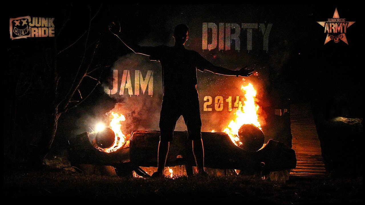 Junkride Dirty Jam 2014