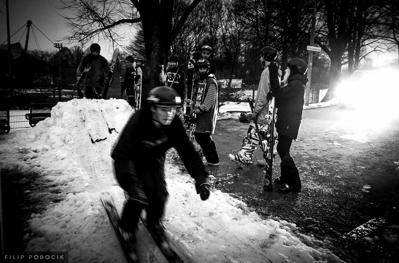 #kidsinthestreets Munich, photo by Filip Pobocik
