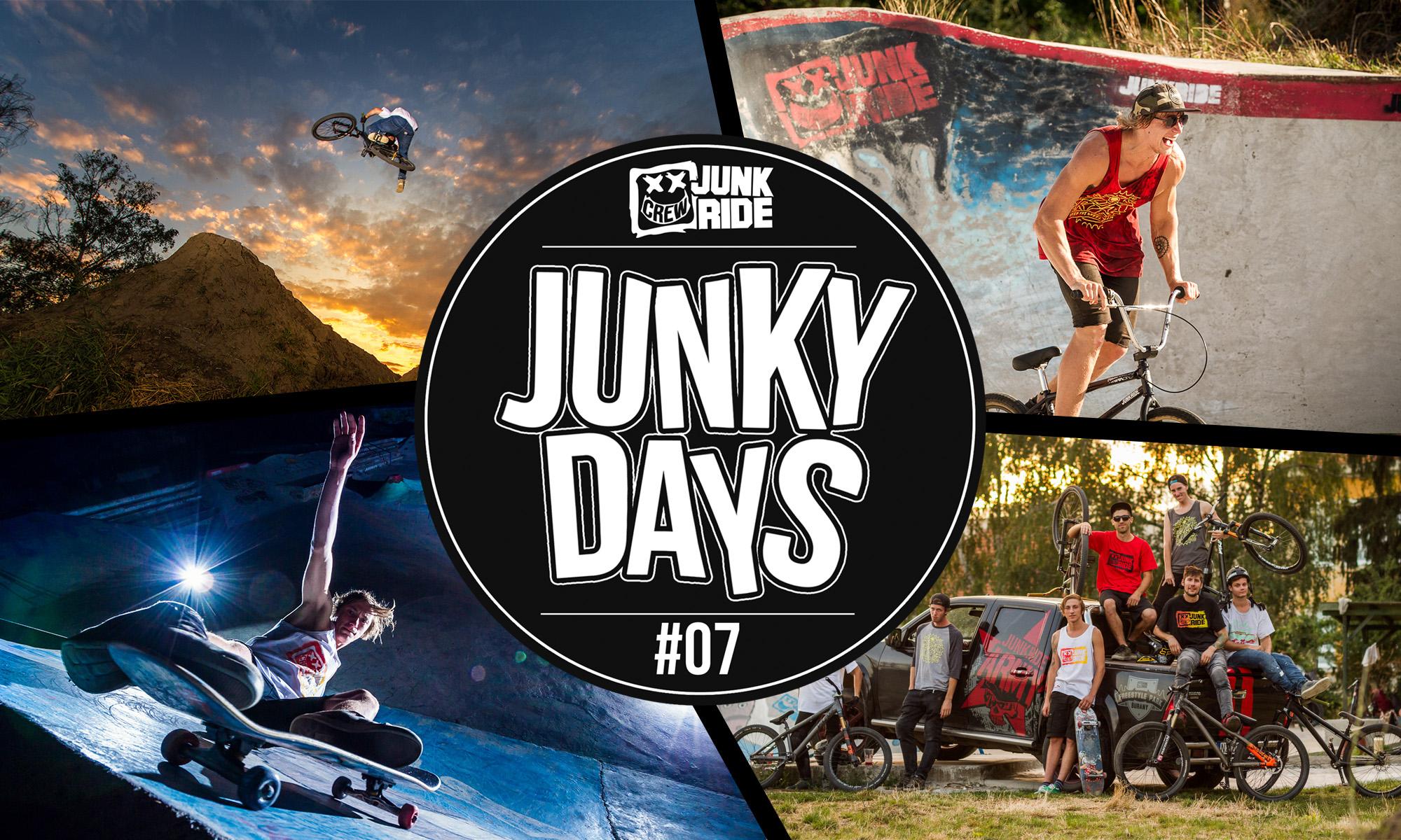 Junky days 07