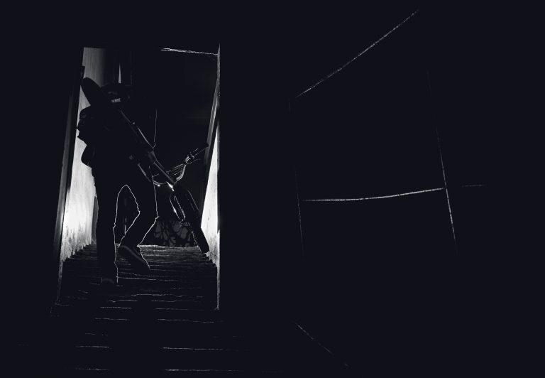 Viktor Orosz stairway